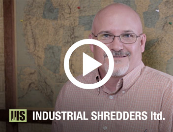 Check out this introduction video to learn more about Industrial Shredders